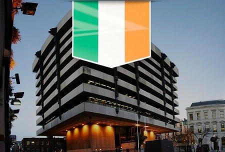 фото открытие банковского счета для офшора в Ирландии