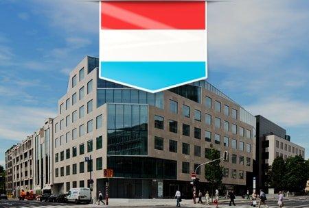 фото открытие банковского счета для офшора в Люксембурге