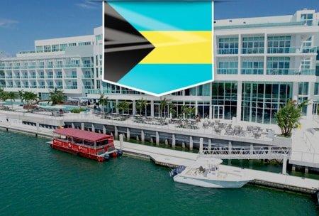 фото открытия готовой оффшорной компании на Багамских островах