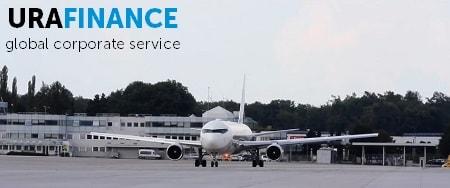 фото регистрация самолета в оффшоре UraFinance