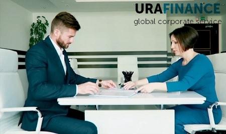 фото открытие компании в Америке UraFinance
