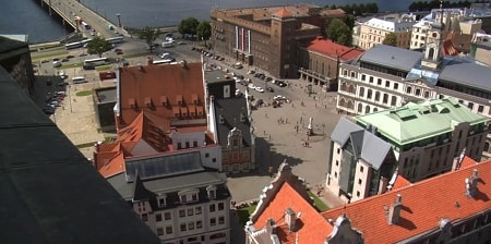 фото вид на жительство (ВНЖ) через недвижимость Латвия