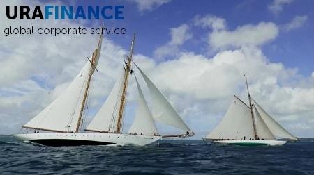 фото регистрация яхты в оффшоре UraFinance