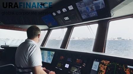 фото зарегистрировать яхту UraFinance